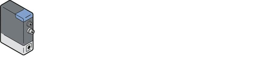 Grafische Darstellung des Massendurchflussmessers 8756