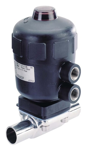 Type 2031 pneumatically operated 22 way diaphragm valve classic type 2031 pneumatically operated 22 way diaphragm valve classic with stainless steel body ccuart Choice Image