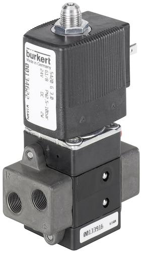 134635 - 4/2-way-pneumatic valve / 4/2 way valves / Pneumatic Valves