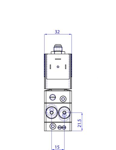 134641  2  4  2 way valves    pneumatic valves    pneumatics and process