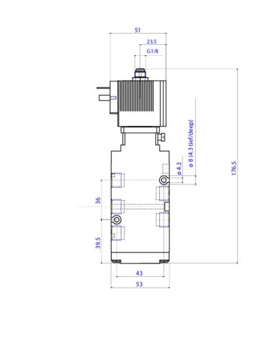 132466  Way Solenoid Valve Schematic on 4-way valve symbol, 4-way air valve schematic, 4-way pneumatic valve, pilot operated solenoid valve schematic, 4-way ball valve schematic, 4-way directional valve, 4-way ball valve diagram,