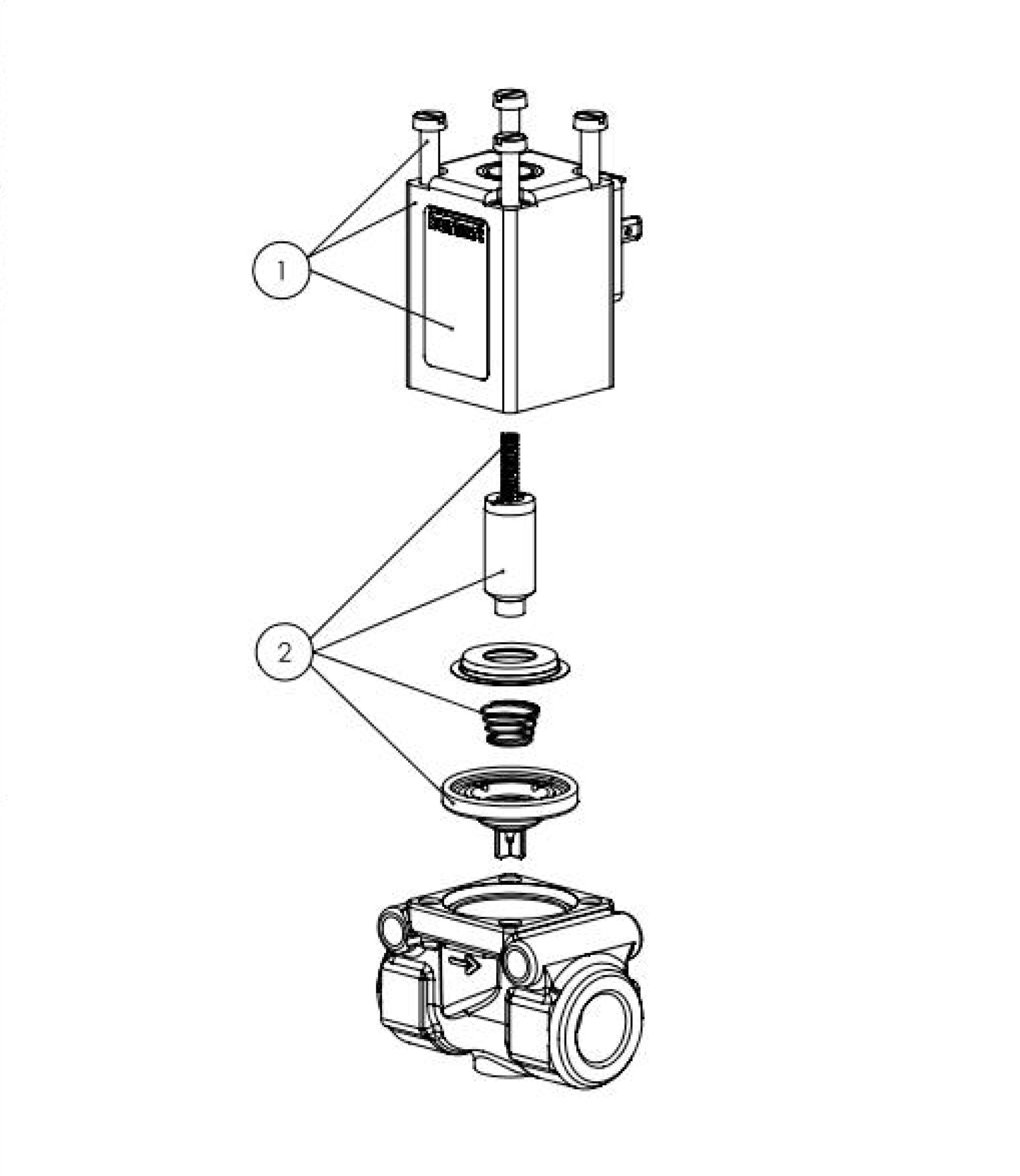 Type 0280 diaphragm valve 22 way servo assisted the depiction of the products may differ from the actual specific design ccuart Choice Image