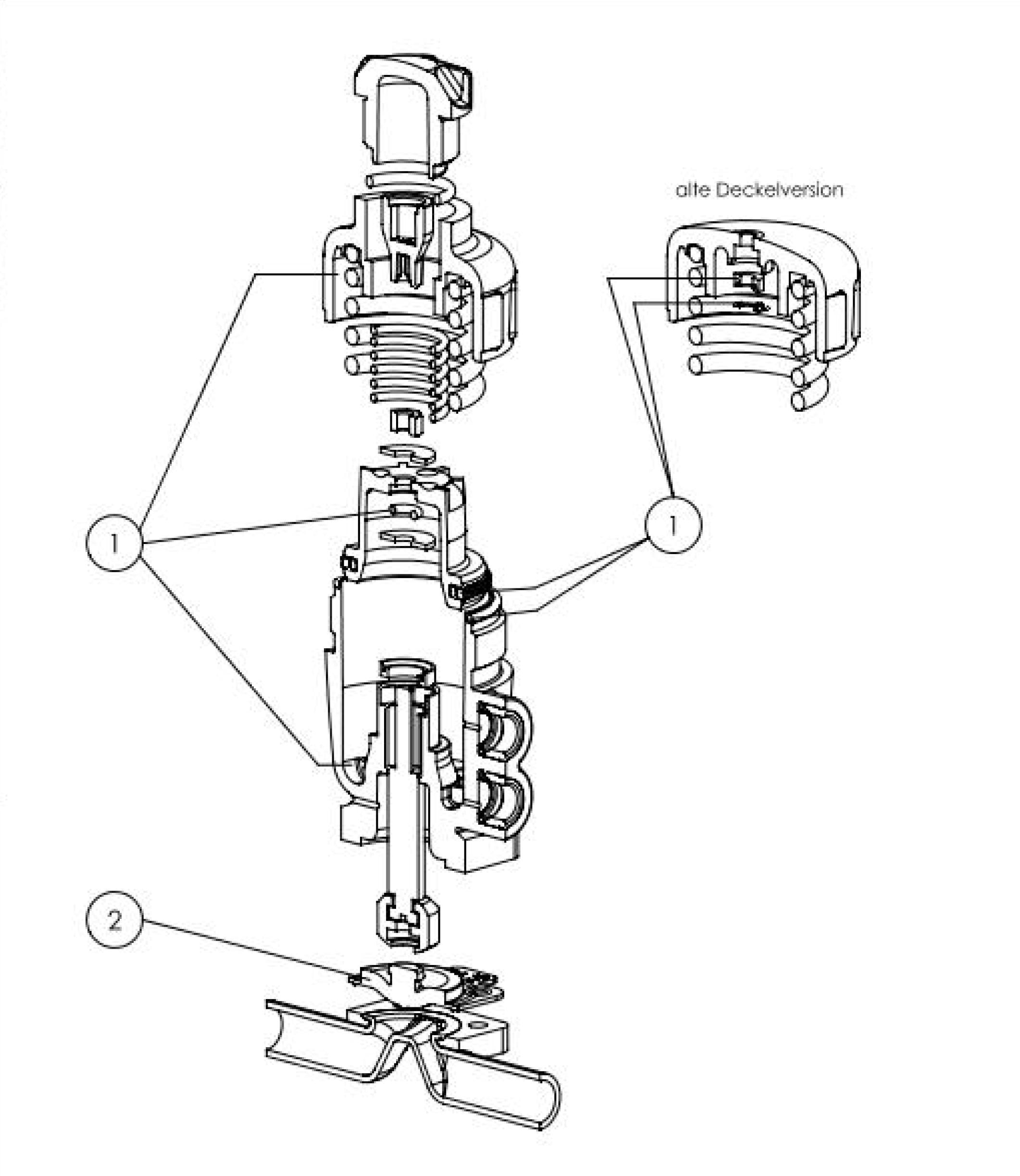Type 2031 pneumatically operated 22 way diaphragm valve classic the depiction of the products may differ from the actual specific design ccuart Image collections