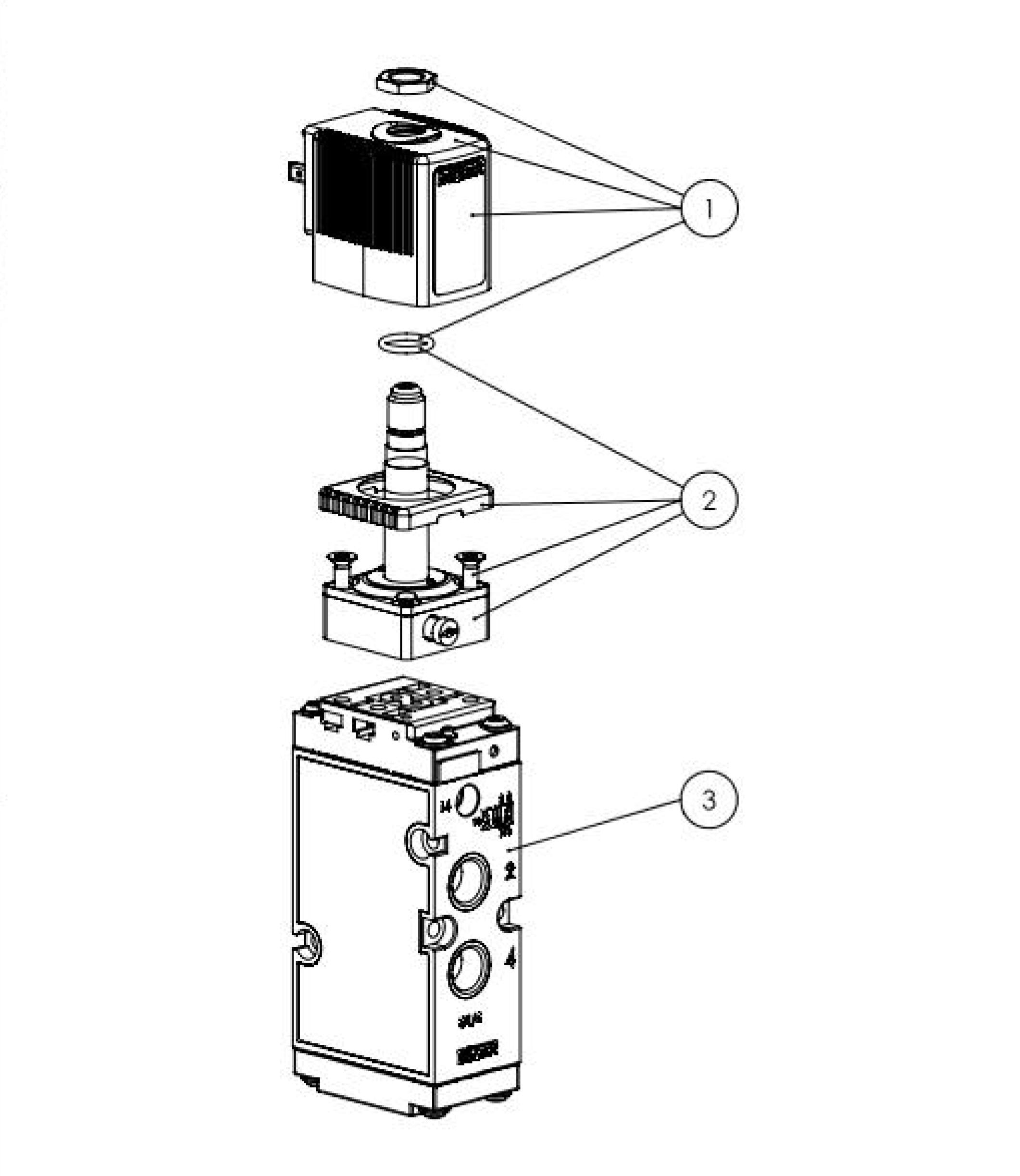 2 Way Switch Datasheet Type 6519 Servo Assisted 5 3 Or Solenoid Valve For The Depiction Of Products May Differ From Actual Specific Design